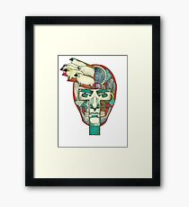 Do Androids Dream of Electric Sheep? Framed Print
