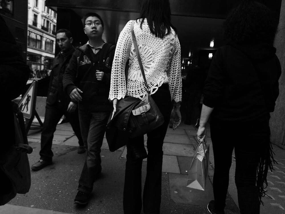 People of London by Devon Lowe