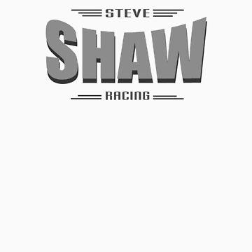 Vintage Steve Shaw Racing  by stevenshaw12345