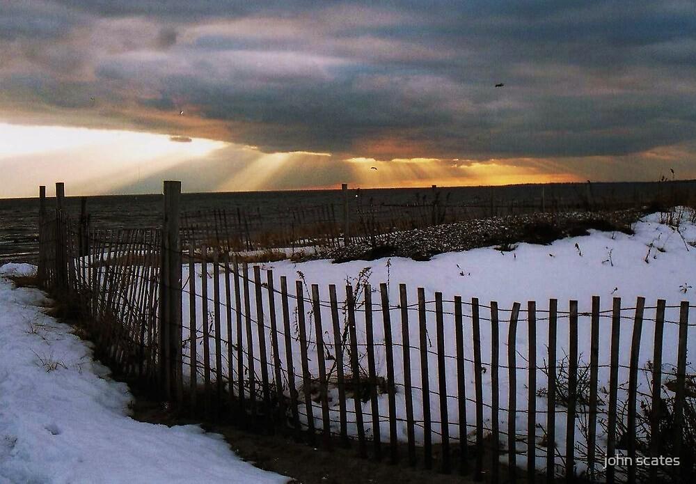 Long Island Sound by john scates