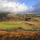 Lake District Landscape by Steve plowman