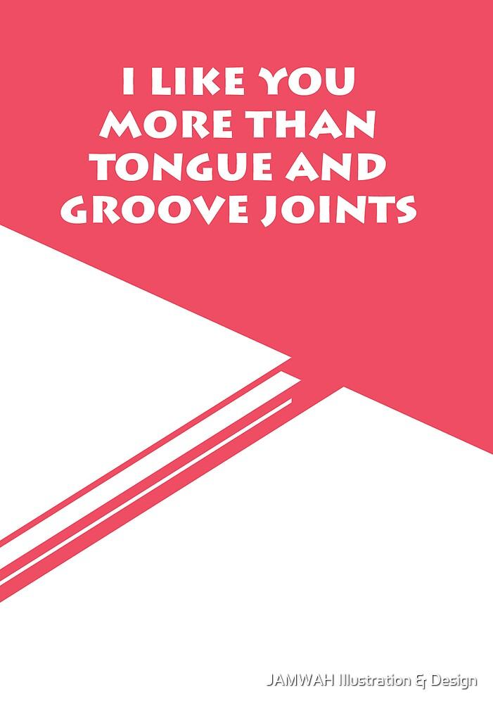 Joint Valentine by JAMWAH Illustration & Design