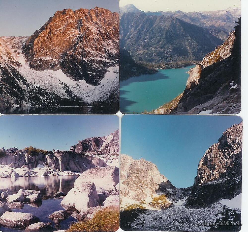 The Enchantments (Colchuck Lake) by Anthony DiMichele