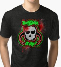 Double Tap! Tri-blend T-Shirt