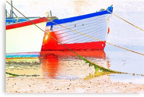 Low Tide by Focal-Art