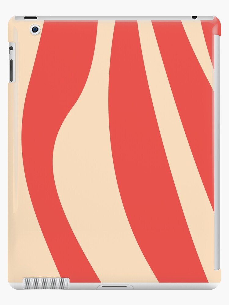 Bacon iPad Case by dragonmanmike