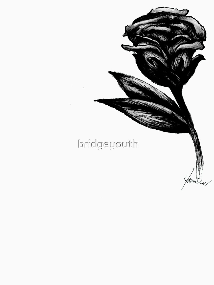 Black Rose by bridgeyouth