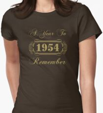 1954 'A Year To Remember' T-Shirt T-Shirt
