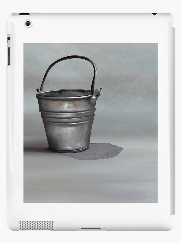 Metal Bucket by kralzar