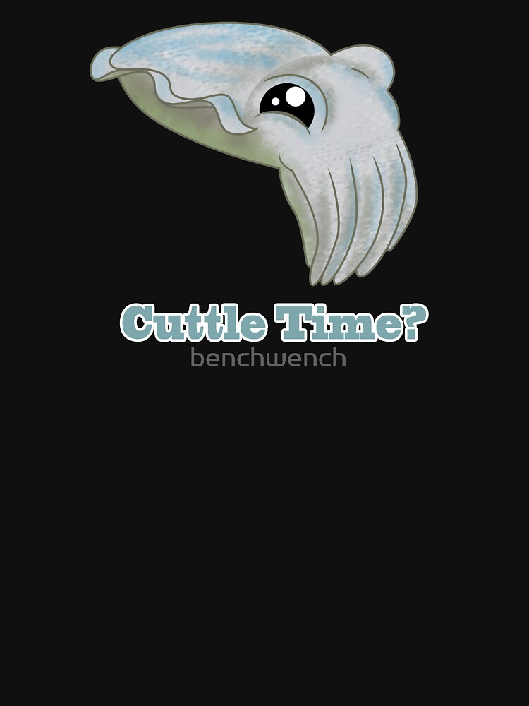 Cuttle Time? by benchwench