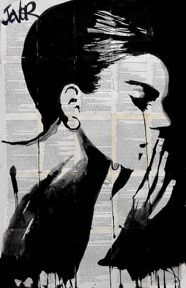 hush by Loui  Jover
