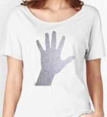 Handprint Women's Relaxed Fit T-Shirt
