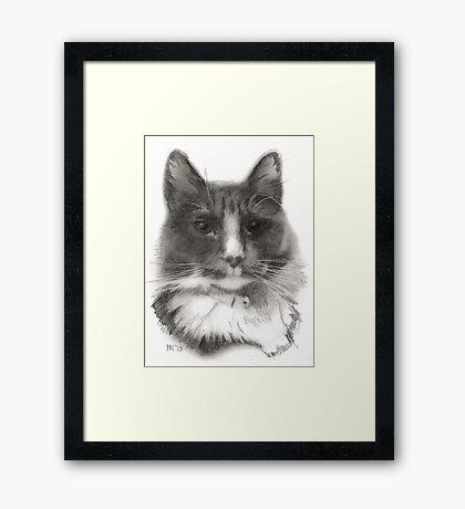 """""""Baby"""" Framed Print"""