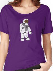 Astronaut bear  Women's Relaxed Fit T-Shirt