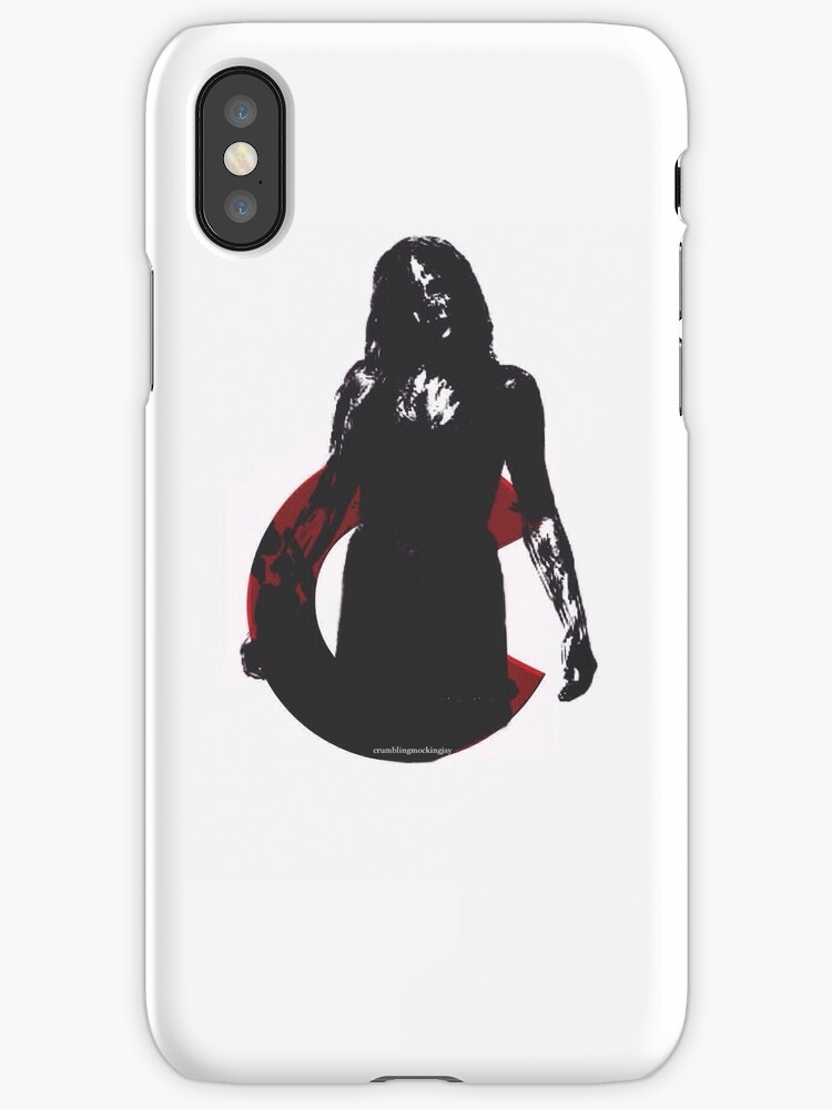 Carrie White 2013 Phone Case by Cassius R.H