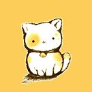 Cute kitten by skycn520