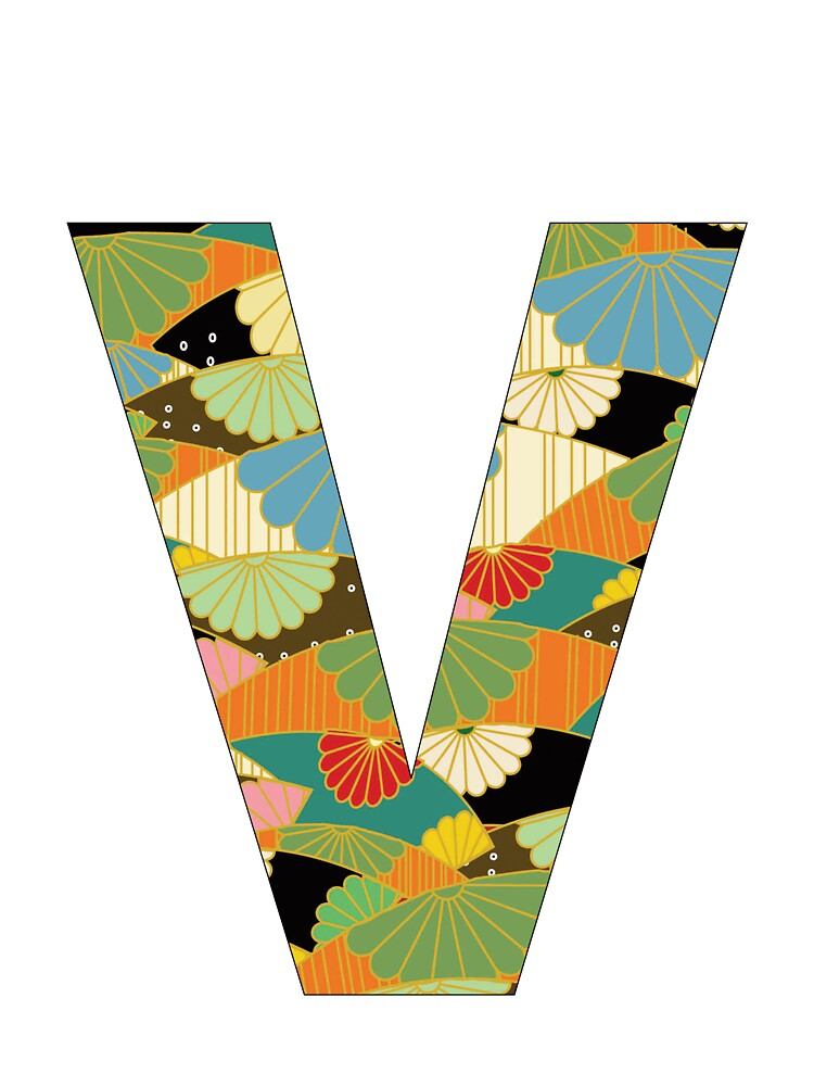 Letter Series - v by jacqs