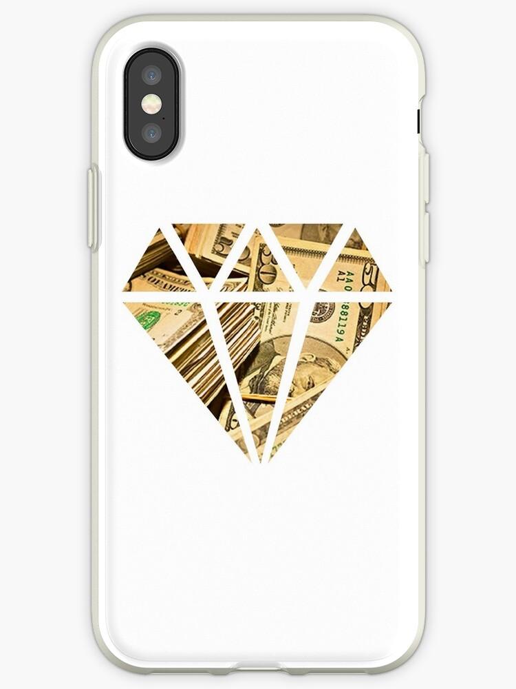 cash diamond S4 case by borntokill