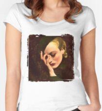Joan Women's Fitted Scoop T-Shirt