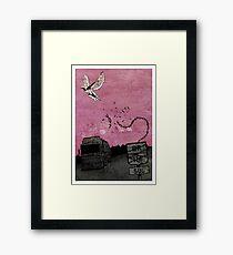 Ascend (Meninadanca Charity Print) Framed Print
