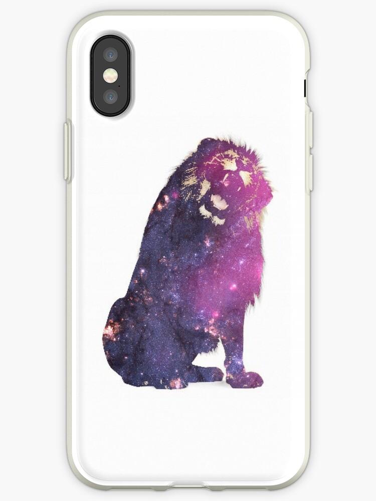 Cosmic Lion Case by borntokill