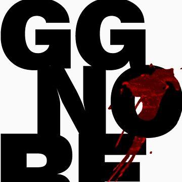 GG NO RE black by escaliere