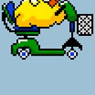Flabby Bird - Cart by 55INCH