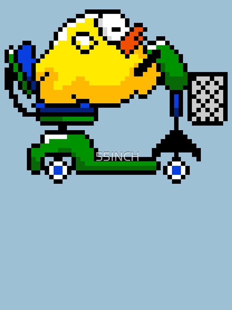 Flabby Bird - Cart by 55INCH
