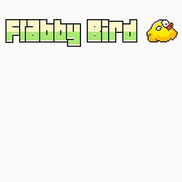 Flabby Bird - Logo by 55INCH