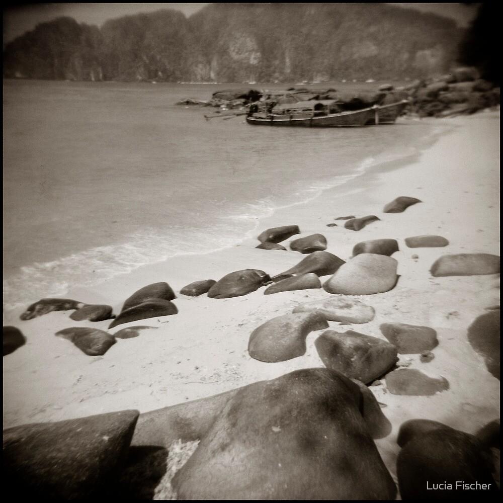 { sand + salt } by Lucia Fischer