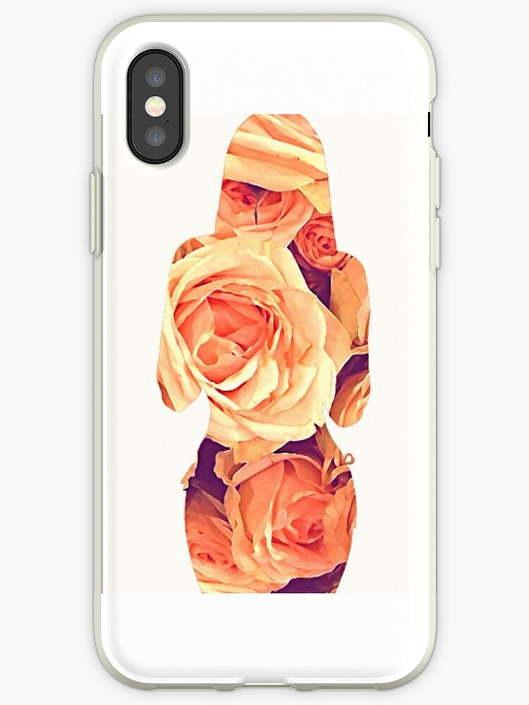 Rose Girl Case by borntokill
