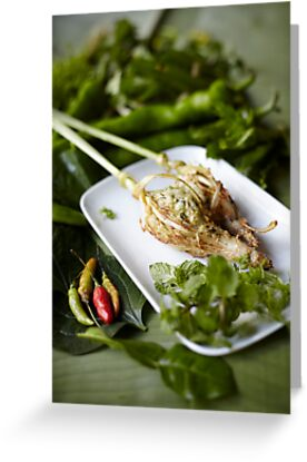 Thai Cooking by DebWinfield