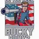 Do You Feel Bucky Punk? by marxmith