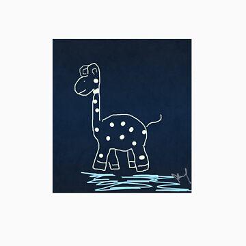 Giraffe by stefaniezllip