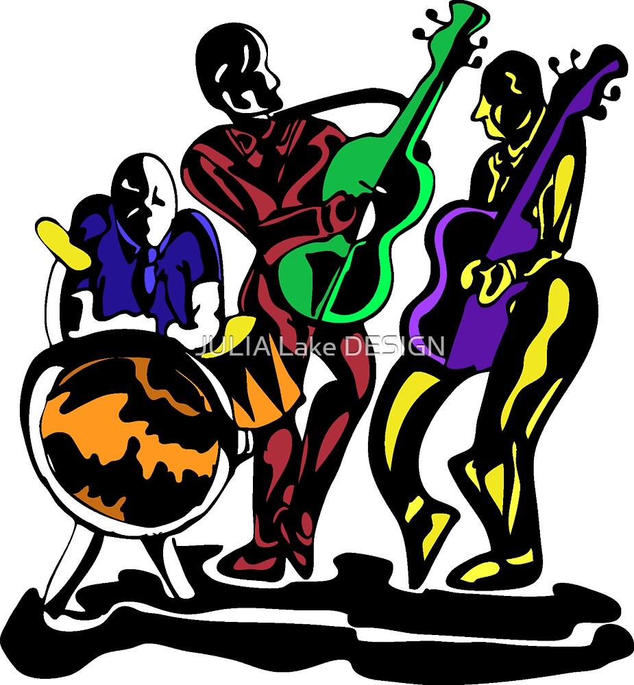The Band by JULIA Lake DESIGN