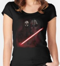 Darth Nihilus-Knights of the Old Republic II Women's Fitted Scoop T-Shirt