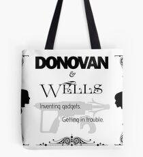 Donovan & Wells Tote Bag