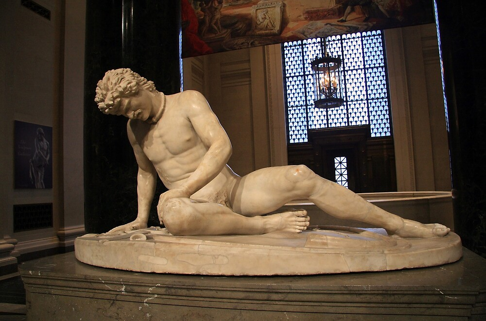 The Dying Gaul by Cora Wandel