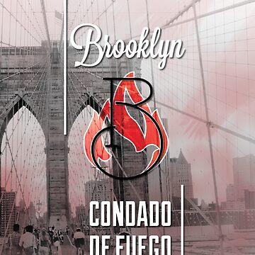 Brooklyn Condado de Fuego by theenigma47