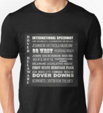 Dover Famous Landmarks T-Shirt