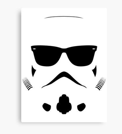 Shadetrooper Canvas Print