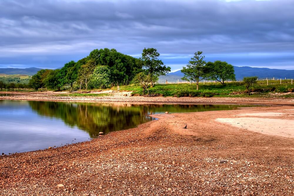 Loch Shiel, Scotland by Stephen Smith