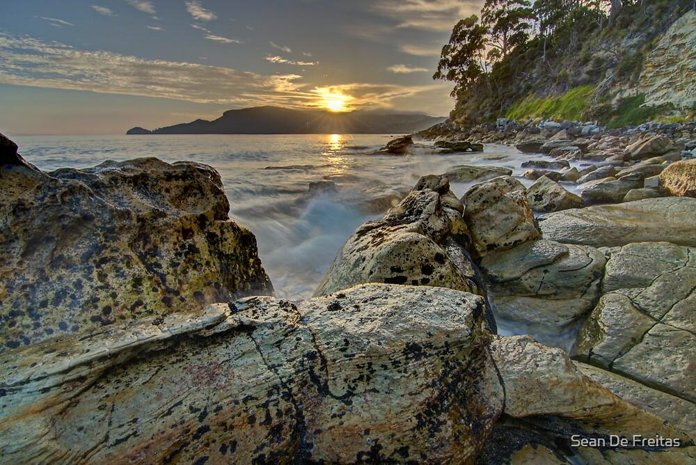 Adventure Bay dawn - Bruny Island, Tasmania by PC1134