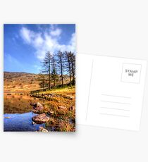 Blea Tarn, Lake District Postcards