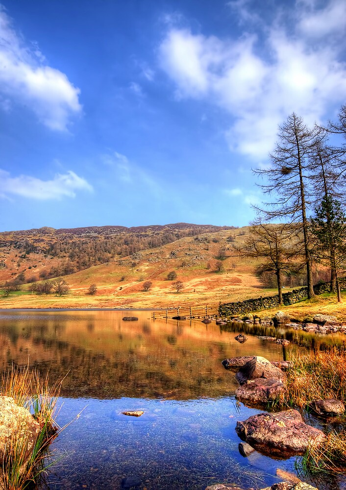 Blea Tarn, Lake District by Stephen Smith