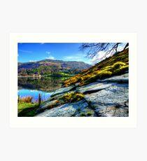 Grasmere, Lake District Art Print