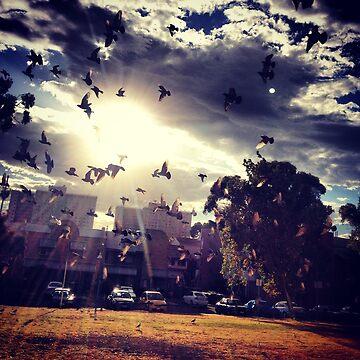 Don't believe in heaven above by sssealegs