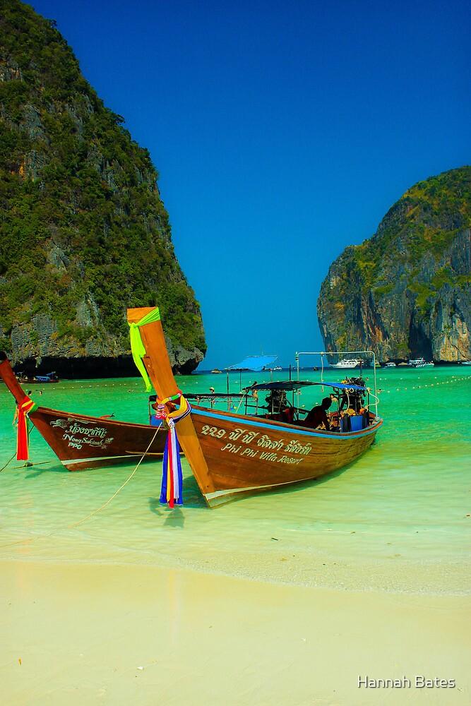 Phi Phi Island, Thailand by Hannah Bates