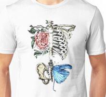 Illustration - Skeleton nature Unisex T-Shirt
