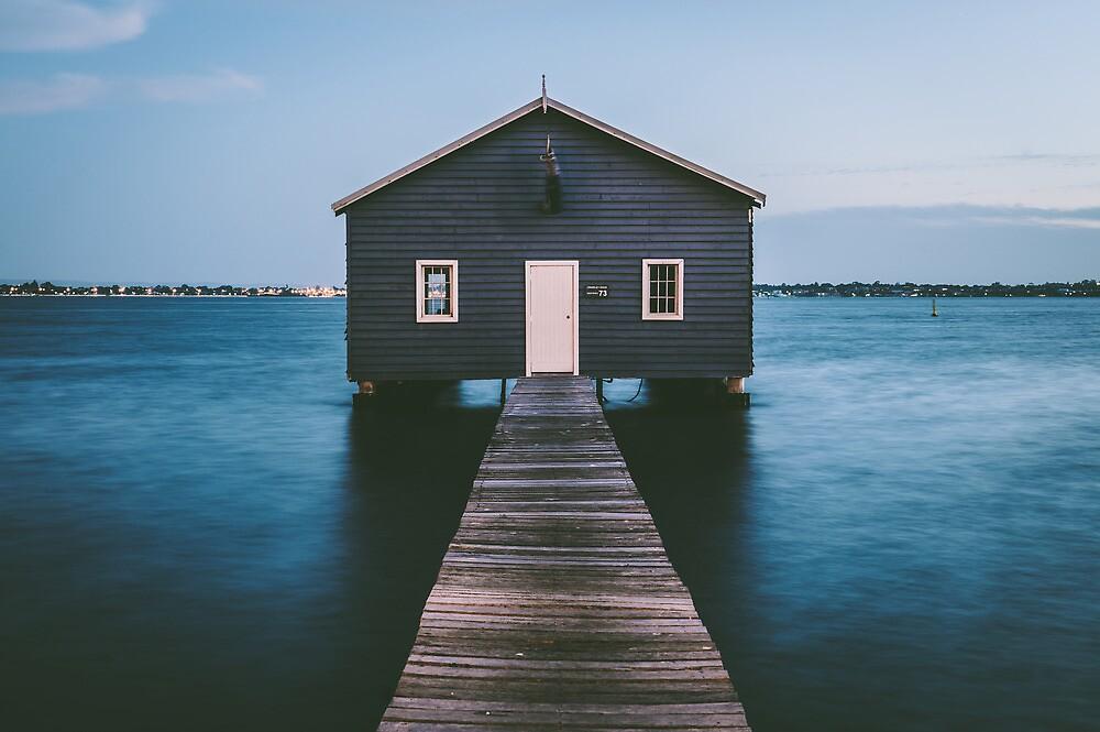 'Matilda Bay Boathouse' by Glenn Stephenson